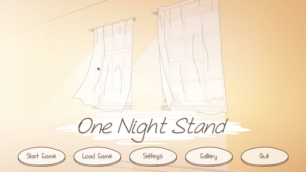 One Night Stand - Start Game