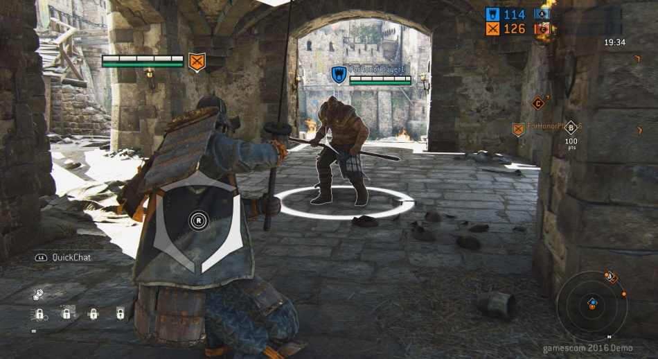 For-Honor-Combat-Screenshot
