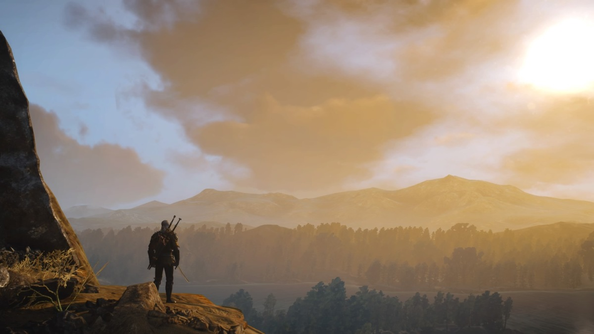 Why You Should Play The Witcher 3 on Death March Difficulty