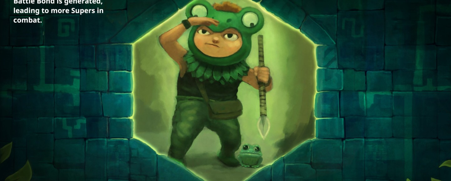 earthlock festival of magic - frogboy