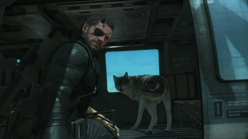 metal gear solid v the phantom pain - snake