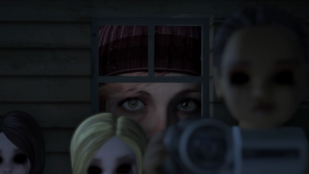 until dawn - Ashley