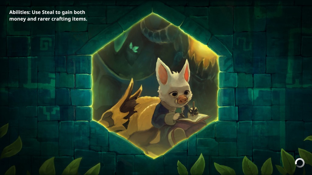 earthlock festival of magic - loading screen