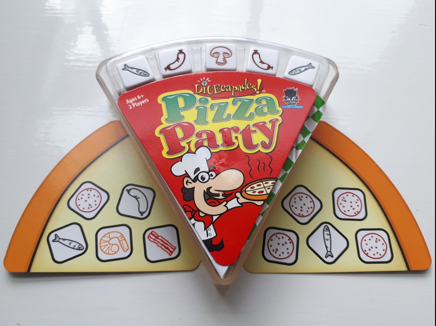 pizza party - box