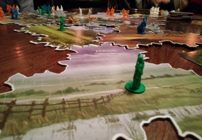 Inis Board Game