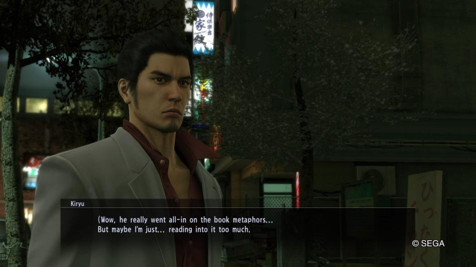 yakuza kiwami - kazuma