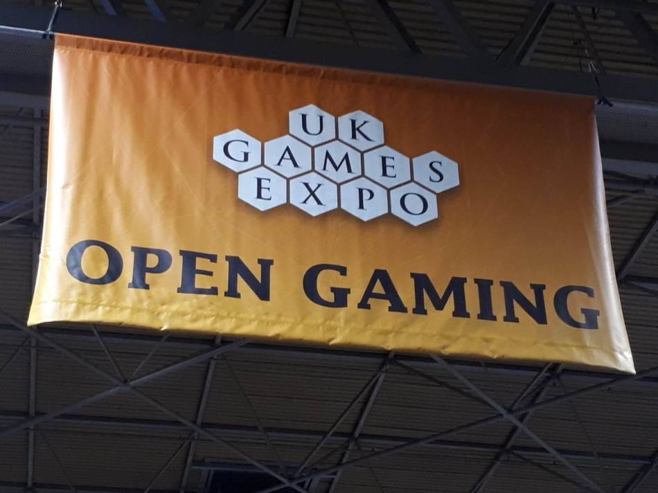 UK Games Expo - UKGE