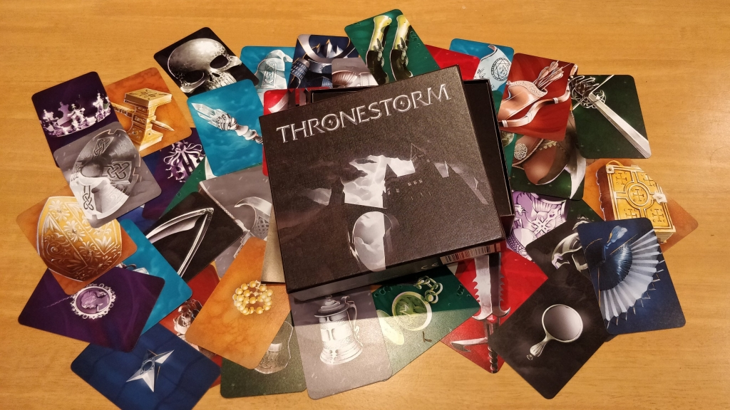 Thronestorm card spread