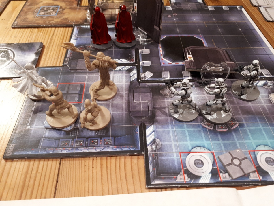 star wars imperial assault - storm troopers