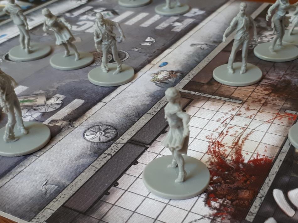 zombicide - miniatures