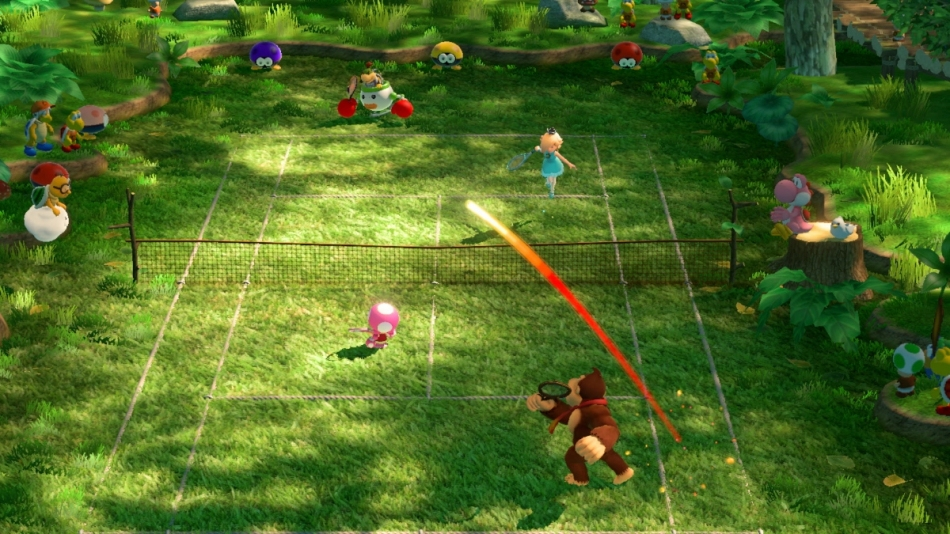 mario-tennis-aces-screenshot-dk-rosalina-toadette-bowser-jr-doubles
