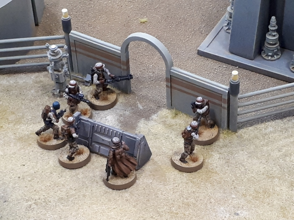 Star Wars Legion - rebels