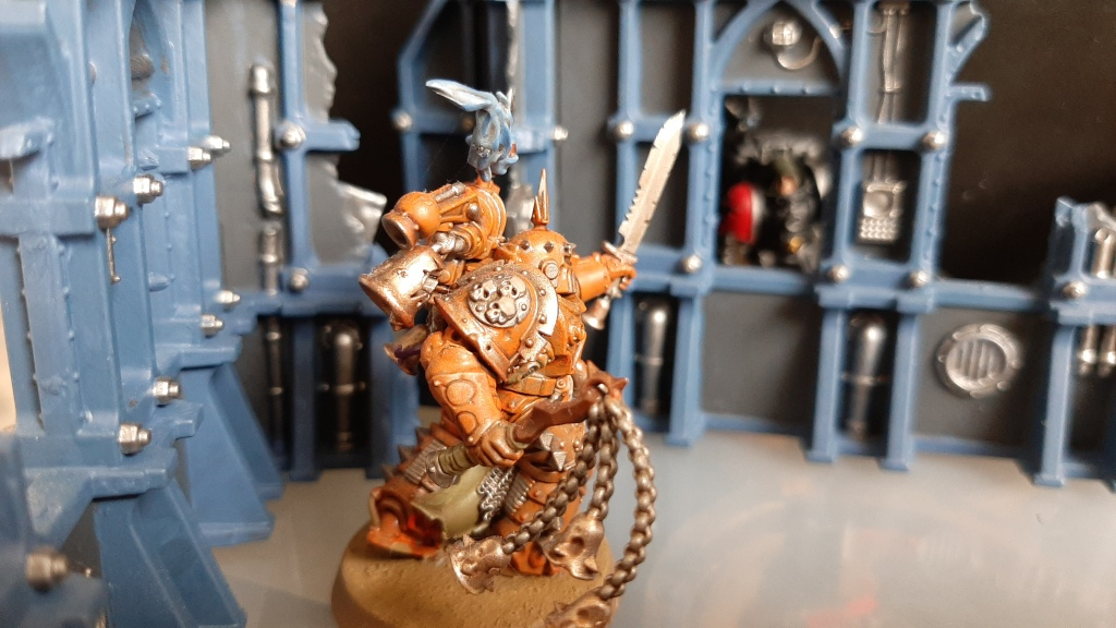 Warhammer 40k - Death Guard - Flail