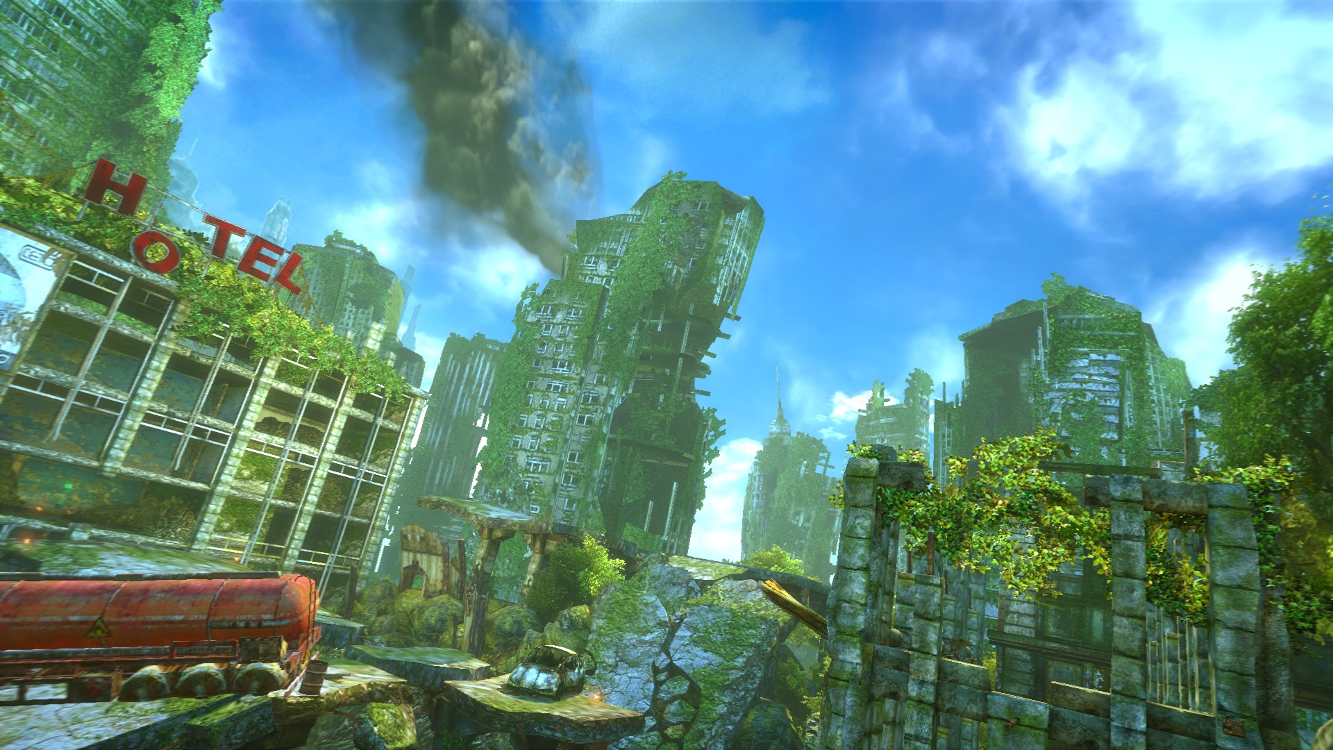 Enslaved Odyssey to the west city