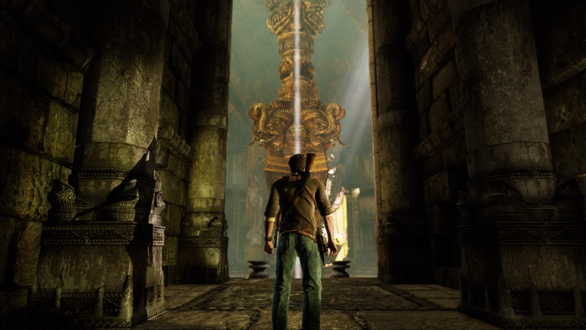 Recharting Uncharted 2 Among Thieves Retrospective Review