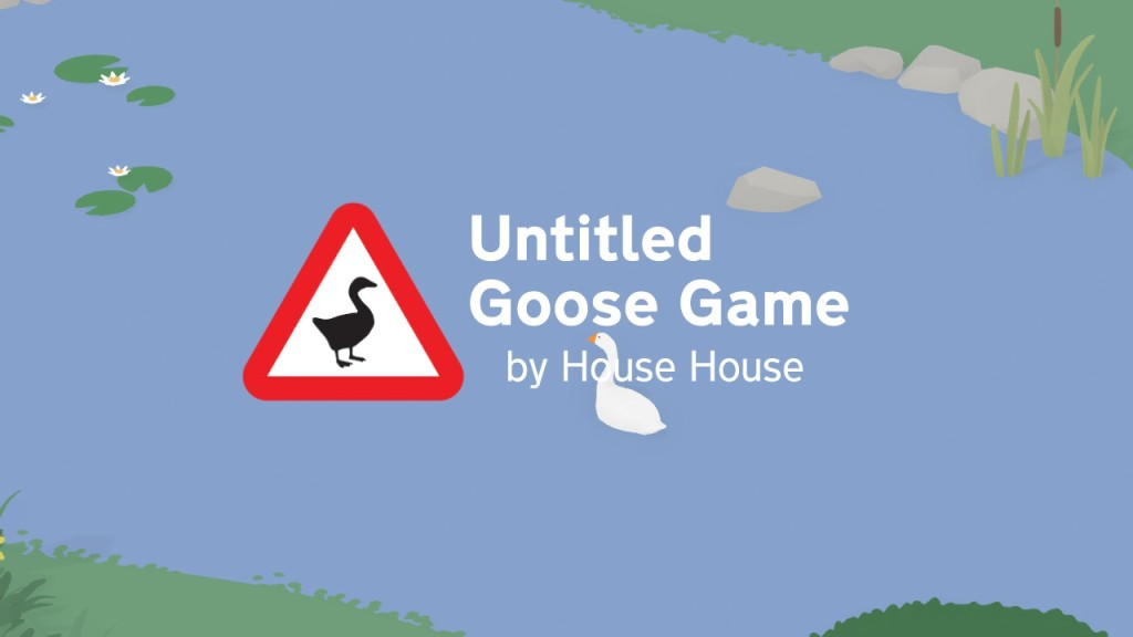 untitled goose game - title