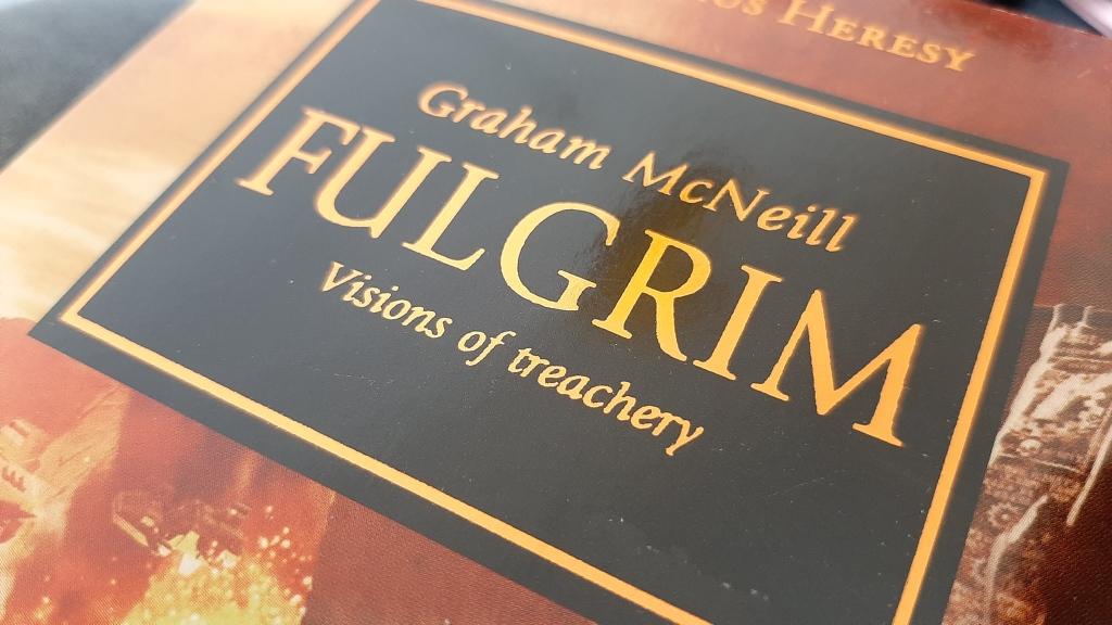 fulgrim the horus heresy