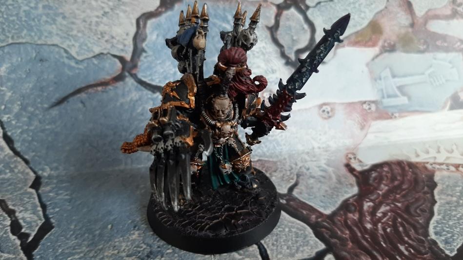 warhammer 40k - abaddon the despoiler