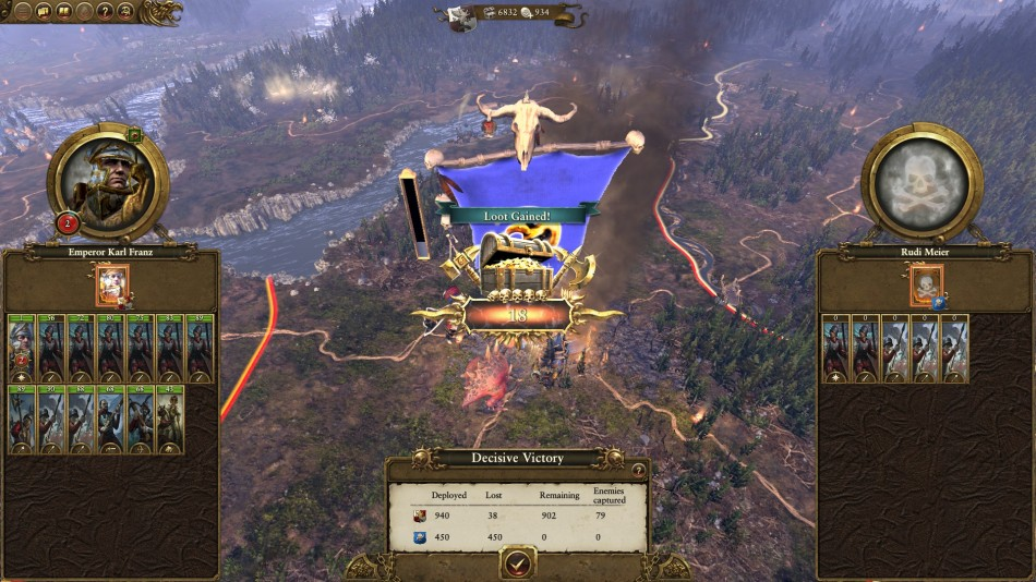 Total War Warhammer Army