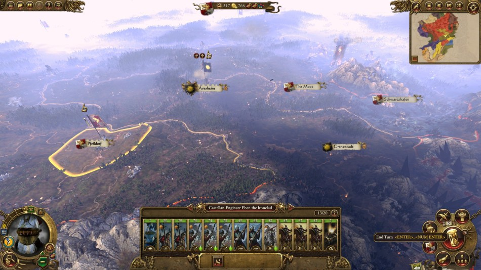 Total War Warhammer City