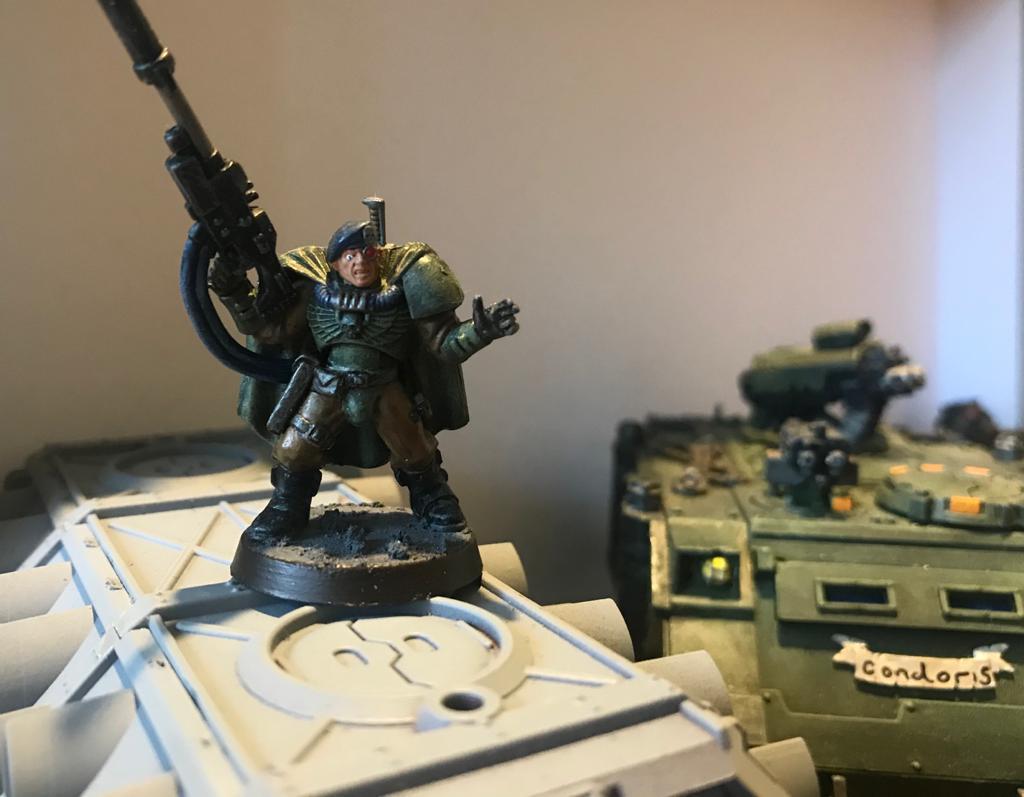 Raven Guard - Scout