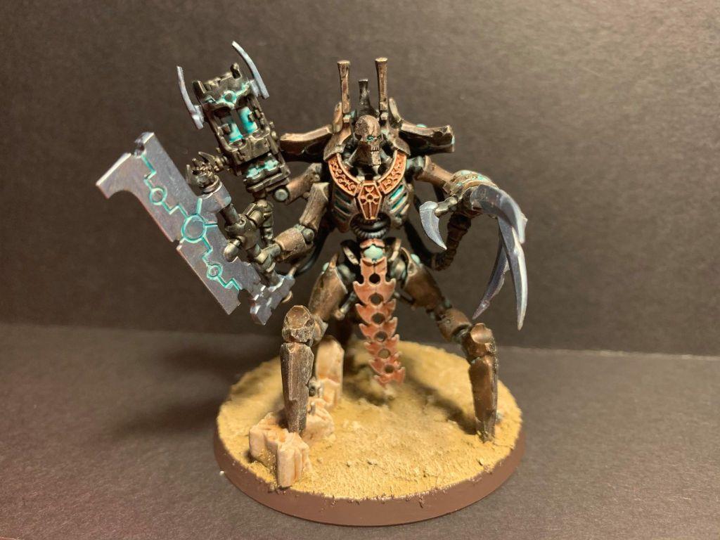 Necron - Skorpekh Lord
