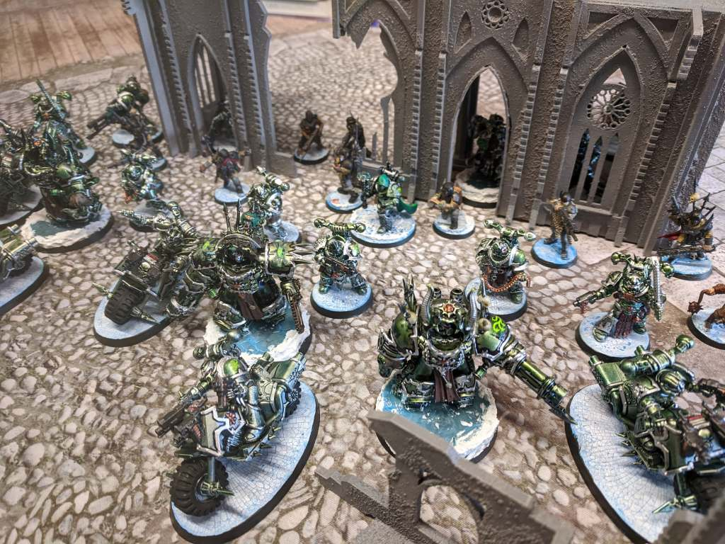 Alpha Legion - Army
