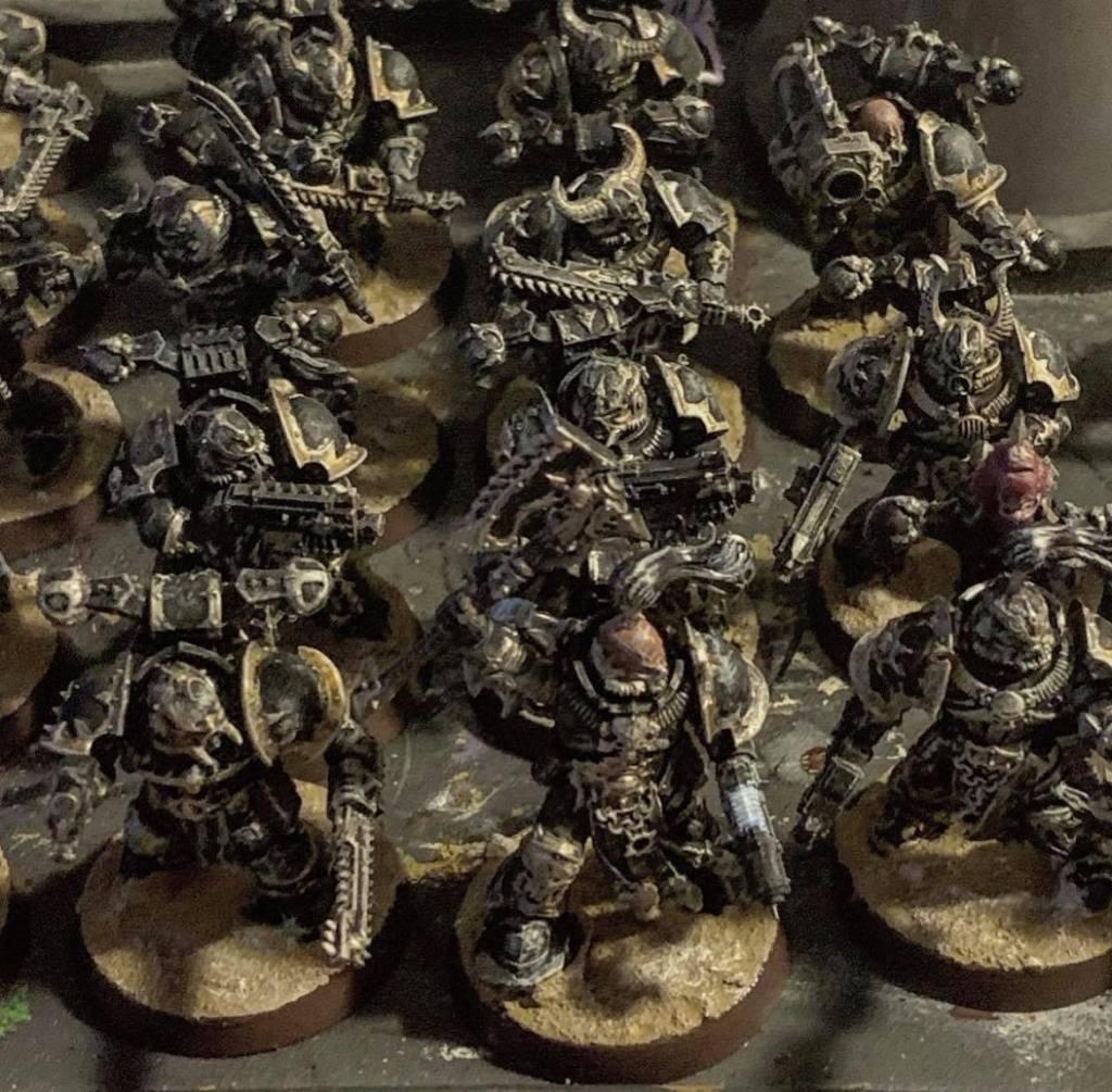 Black Legion - Troops