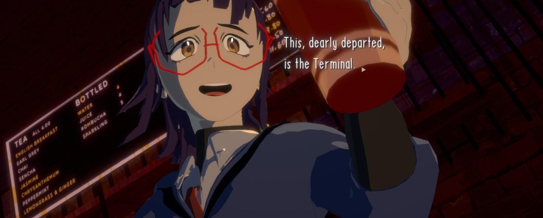 Necrobarista screenshot Maddy