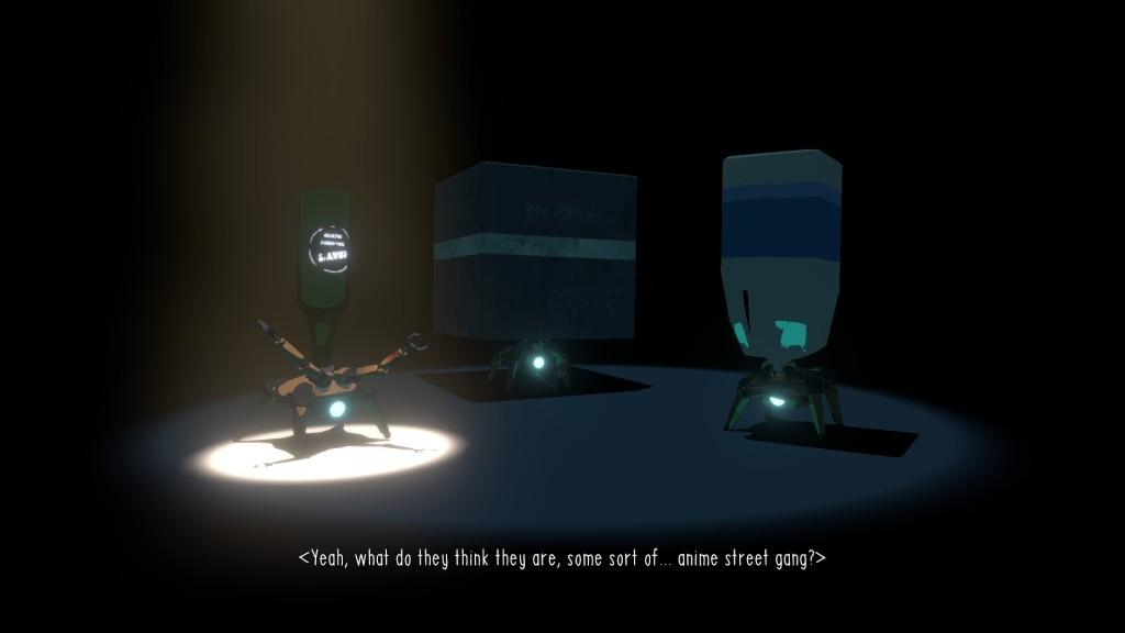 Necrobarista screenshot robots 2