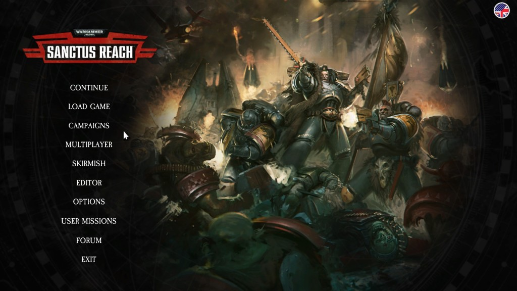 Warhammer 40,000: Sanctus Reach - Video Game