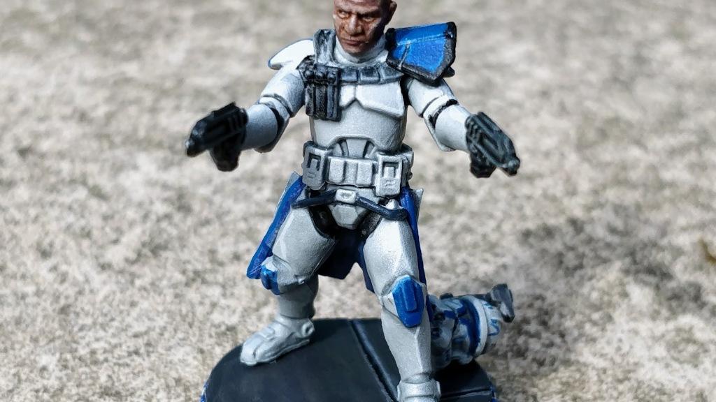 Star Wars Legion - Rex