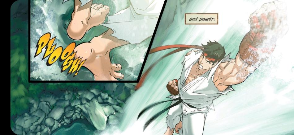 Street Fighter Classic Volume 1 - Ryu