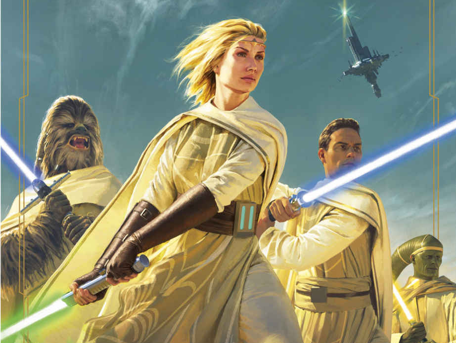 Light of the Jedi cover cropped