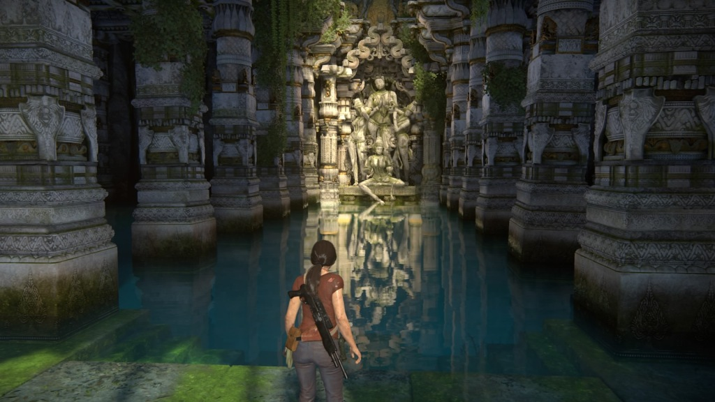 Uncharted: The Lost Legacy - Water