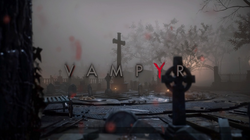 Vampyr Review - Title