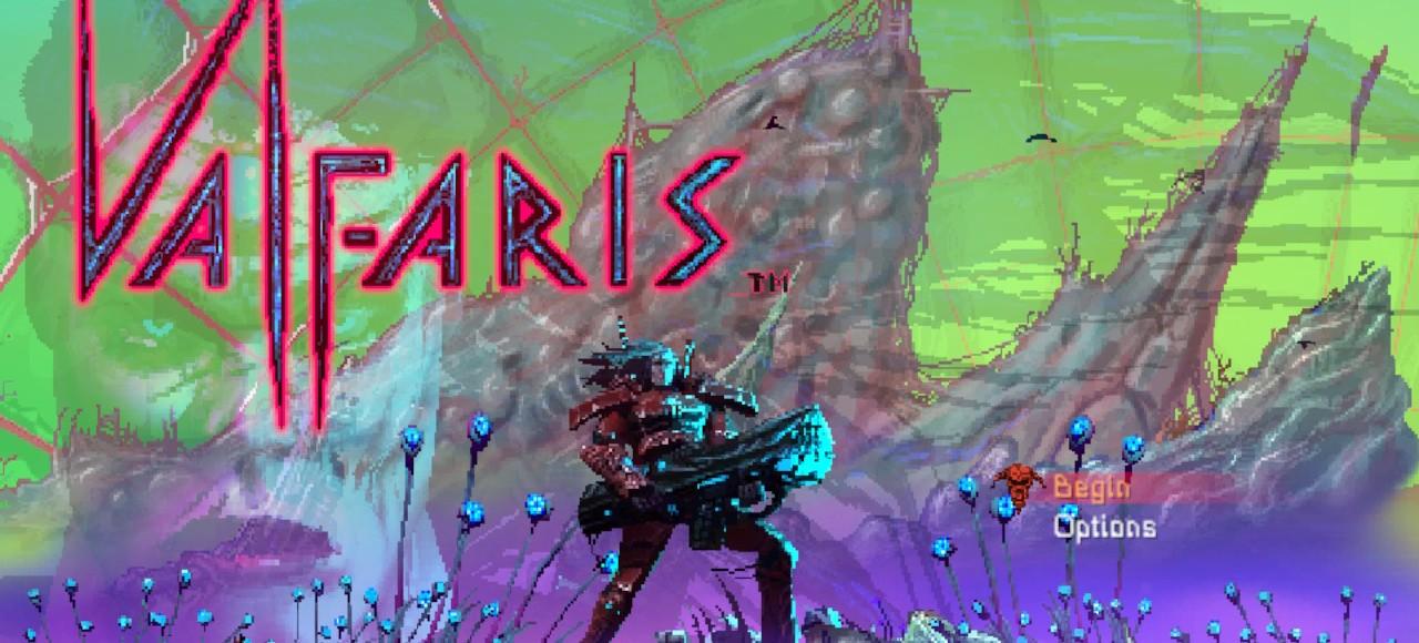 Valfaris Review - Title