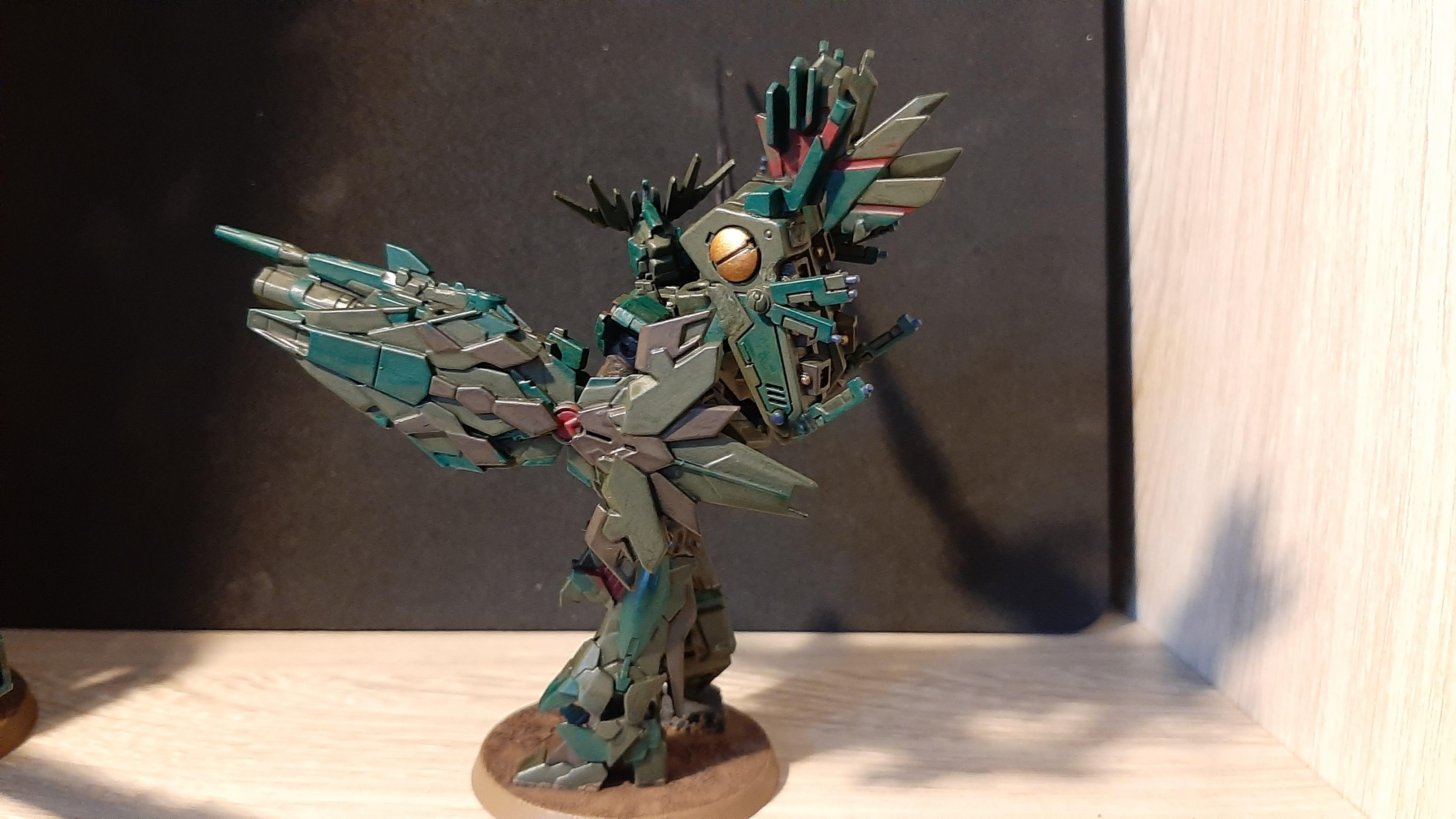 T'au Gundam Kitbash 2